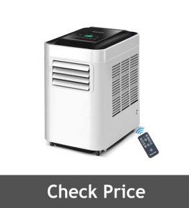 COSTWAY 10000 BTU portable air conditioner