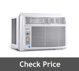 AmazonBasics Window Mounted Air Conditioner 1