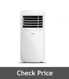 MIDEA MAP08R1CWT Portable Air Conditioner