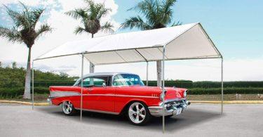 Best car detailing canopy